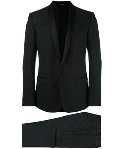 Dolce & Gabbana   Formal Suit Mens Size 46 Virgin Wool/Silk/Polyester/Cupro