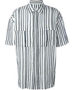 E. Tautz | Derek Shirt Mens Size Xs Linen/Flax