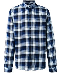 Levi's: Made & Crafted | Checked Shirt Mens Size Medium Cotton