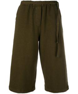 Humanoid | Jone Cropped Pants Womens Size Medium Cotton/Polyurethane