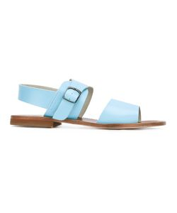 Daniela Gregis | Single Buckle Sandal Womens Size 40 Leather