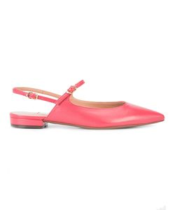 L'Autre Chose | Pointed Toe Ballerinas Womens Size 40 Leather