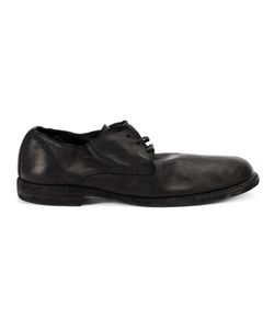 Guidi | Classic Derbies Mens Size 42 Leather/Rubber