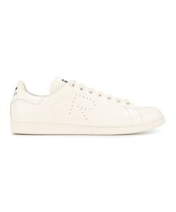 Raf Simons | Leather Stan Smith Trainers Mens Size 12 Leather/Rubber