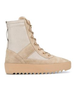 Yeezy | Military Boots Womens Size 41 Leather/Rubber/Nylon
