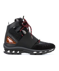 Givenchy | Trail Boot Sneakers Mens Size 44 Leather/Rubber/Nylon/Suede