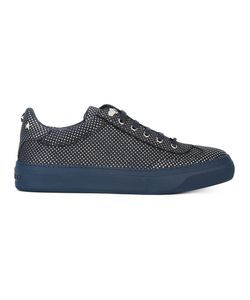 Jimmy Choo | Ace Sneakers Mens Size 41.5 Leather/Rubber