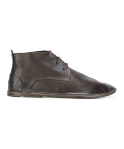 Marsèll | Lace-Up Desert Boots Mens Size 44 Calf Leather/Leather/Rubber