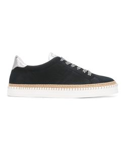 Hogan Rebel | Detail Sneakers Womens Size 35.5 Leather/Rubber/Cotton