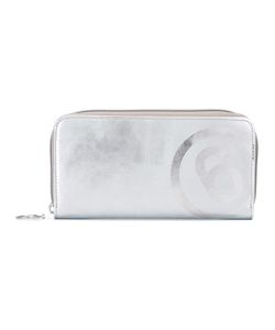 Mm6 Maison Margiela | Zip Around Wallet Womens Polyester/Cotton/Polyurethane