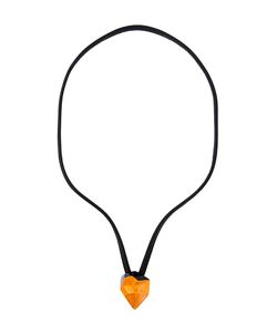 Monies | Chunky Facet Pendant Necklace Womens
