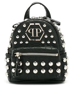 Philipp Plein | Mini Zaino Borchie Backpack Calf Leather