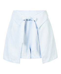 Derek Lam 10 Crosby | Laye Shorts Womens Size 8 Viscose/Linen/Flax