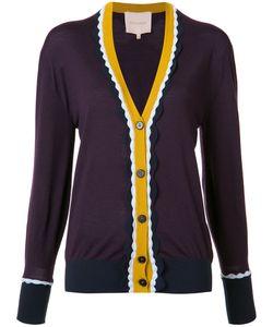Roksanda | Trim Cardigan Womens Size Small Wool