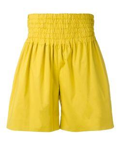 Rochas | A-Line Shorts Womens Size 42 Cotton/Spandex/Elastane