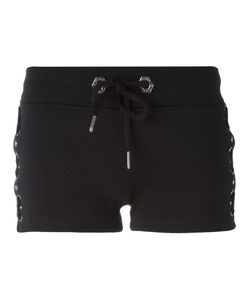 Philipp Plein | Bondage Shorts Womens Size Large Cotton