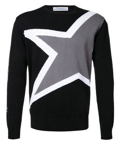 Education From Youngmachines | Star Jumper Mens Size 3 Cotton/Linen/Flax