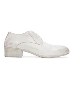 Marsèll | Distressed Lace-Up Shoes Womens Size 39 Leather