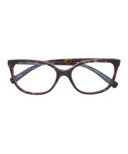 Bulgari | Tortoiseshell Square Sunglasses Womens Size 54 Acetate
