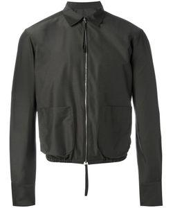 E. Tautz | Torquay Zip Up Bomber Jacket Mens Size Large