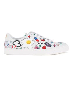 Anya Hindmarch | All Over Stickers Trainers Womens Size 36 Nappa