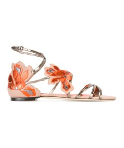 Jimmy Choo | Lolita Sandals Womens Size 36 Leather