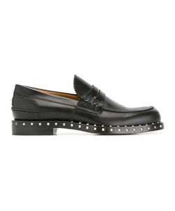 Valentino | Garavani Rockstud Loafers Mens Size 42 Leather