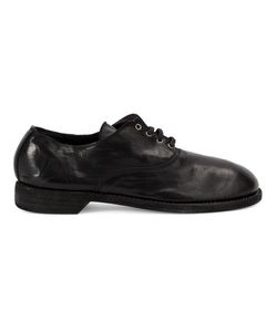 Guidi | Lace-Up Low-Top Shoes Size 39 Horse Leather/Leather