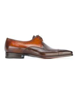 Santoni | Lace-Up Shoes Mens Size 7 Leather