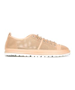 Marsèll | Perforated Mesh Trainers Womens Size 37.5 Calf Leather/Leather/Rubber