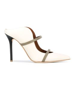 Malone Souliers | Maureen Pumps Womens Size 39 Calf Leather/Leather