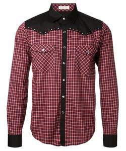 Education From Youngmachines | Checked Shirt Mens Size 3 Cotton