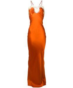 Gilda & Pearl | Gina Long Slip Womens Size Medium Silk/Nylon