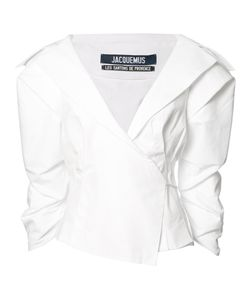 Jacquemus   Marin Top Womens Size 36 Cotton