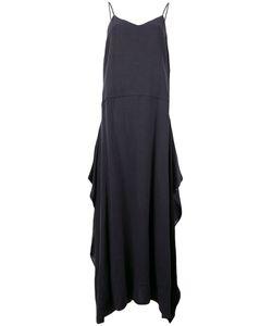 Dusan   Fla Spaghetti Straps Dress Womens Linen/Flax