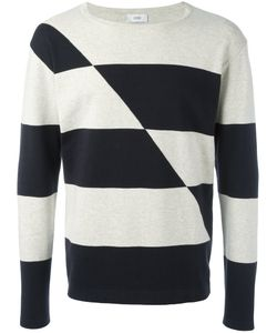 Closed | Striped Jumper Mens Size Xl Cotton