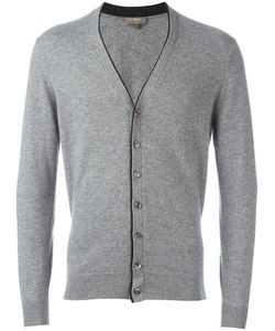N.Peal | Contrast Edge Cardigan Mens Size Xxl Cashmere