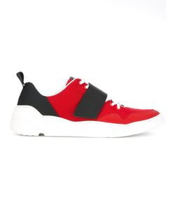 Dior Homme   Lace-Up Sneakers Mens Size 41 Cotton/Leather/Rubber