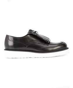 Pierre Hardy   Zen Lace-Up Shoes Mens Size 42 Calf