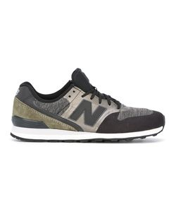 New Balance   Lace-Up Trainers Womens Size 7.5 Suede/Neoprene/Rubber