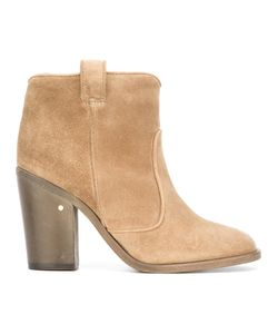 Laurence Dacade   Nico Boots Womens Size 40 Calf Suede/Leather