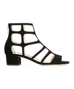 Jimmy Choo | Ren Sandals Womens Size 37 Leather