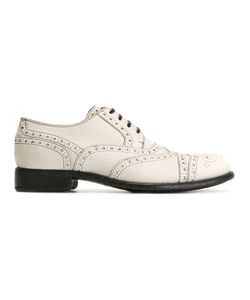 Dolce & Gabbana | Classic Brogues Mens Size 42.5 Leather/Rubber