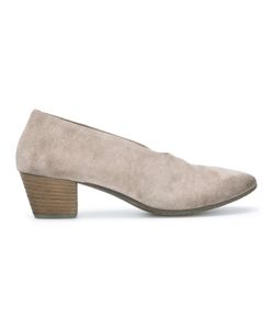 Marsèll | Almond Toe Pumps Womens Size 39 Leather/Suede