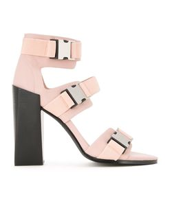 Manning Cartell | Transformer Heel Sandals Womens Size 38 Calf Leather