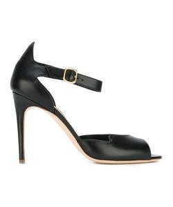 Rupert Sanderson   Stiletto Sandals Womens Size 38.5 Leather