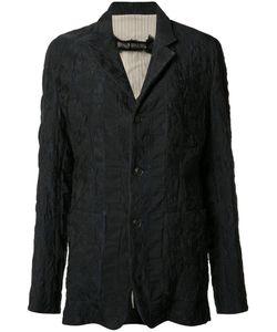Uma Wang | Textu Blazer Size Small Cotton/Viscose