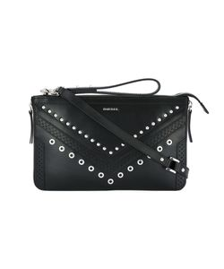 Diesel | Leli Crossbody Bag Womens Calf Leather/Metal