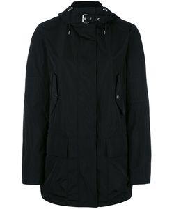 Belstaff | 4 Pocket Hooded Parka Womens Size 40 Polyester/Cotton/Viscose
