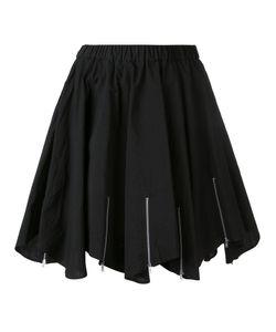 Julien David | Pleated Skirt Womens Size Small Cotton